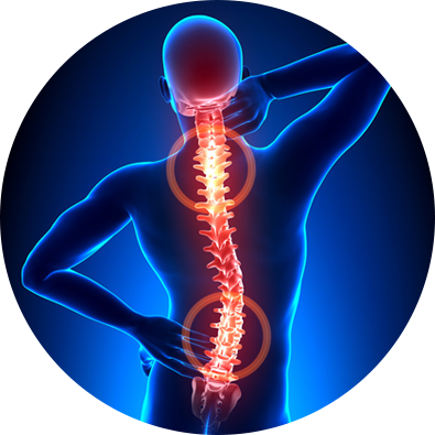 Care for back pain, neck pain, pain in the joints of the arms or legs and headaches in Fircrest, Tacoma, and University Place, Washington.